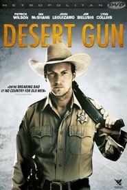 Desert Gun Poster
