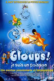 Gloups! Je suis un Poisson Poster