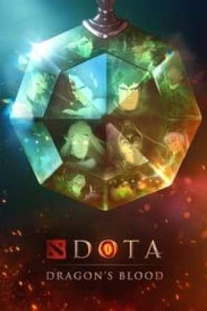 DOTA: Dragon's Blood Full online