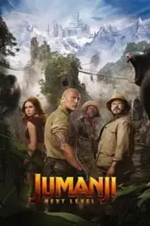 Jumanji: Next Level streaming vf