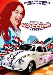 La Coccinelle revient Poster