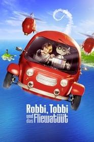 Le Voyage Fantastique De Tommy Et Robby Poster
