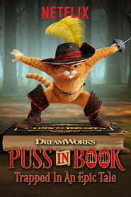 Image for movie Puss in Book: Trapped in an Epic Tale (2017)