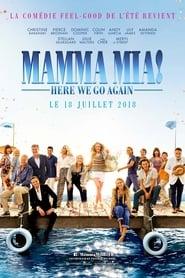 Mamma Mia ! Here We Go Again Poster