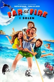 Father of Four - on the sunny side! Poster