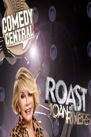 image for movie Comedy Central Roast of Joan Rivers (2009)