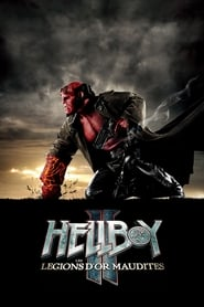 Hellboy II : Les Légions d'or maudites streaming vf