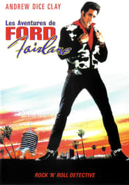 Ford Fairlane: Rock'n Roll Detective Poster