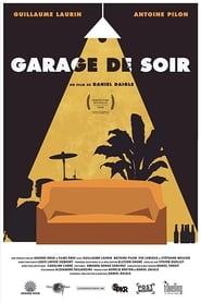 Garage at Night Poster