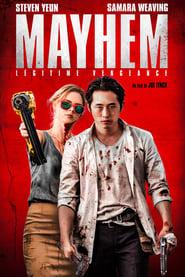 Mayhem : Légitime vengeance Poster
