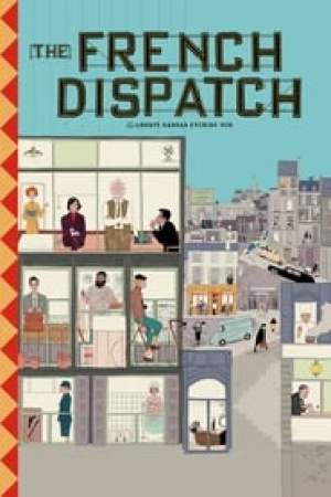 The French Dispatch Full online