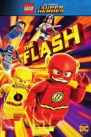 Lego DC Comics Super Héros : The Flash Poster