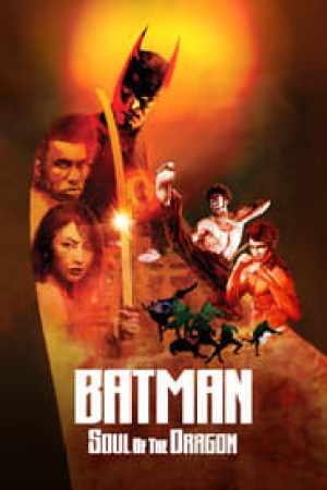 Batman: Soul of the Dragon streaming vf