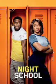 Streaming Movie Night School (2018)