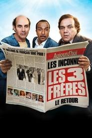 Les trois frères : Le retour Poster