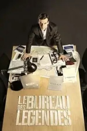 Le Bureau des légendes streaming vf