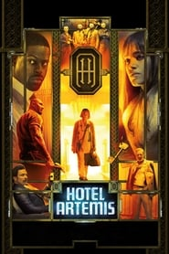 image for Hotel Artemis (2018)