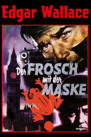 Face of the Frog Poster