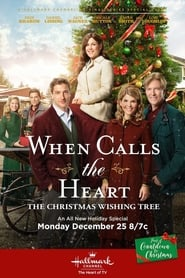 When Calls the Heart: The Christmas Wishing Tree Poster