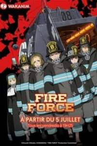 Fire Force (Enen no Shouboutai) streaming vf