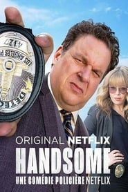 Handsome : Une comédie policière Netflix Poster