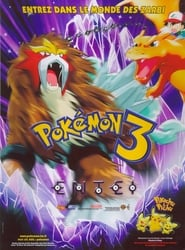 Pokémon 3 : Le Sort des Zarbi streaming vf