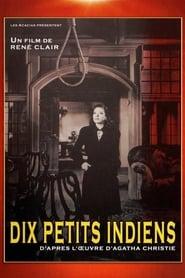 Les dix petits indiens Poster