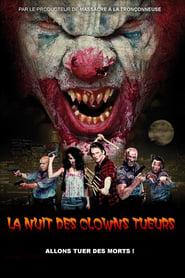 La Nuit des clowns tueurs Poster