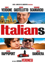 Italians Poster