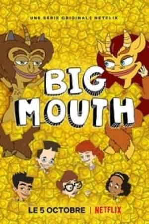 Big Mouth streaming vf