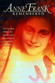 Anne Frank Remembered streaming vf