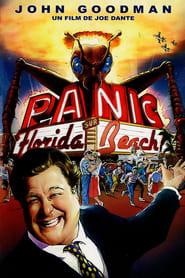 Panic sur Florida Beach Poster
