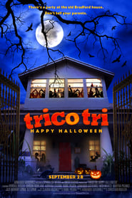 Trico Tri Happy Halloween Poster