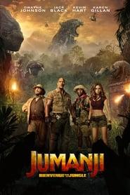 Jumanji : Bienvenue dans la jungle Poster