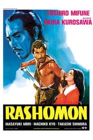 Rashômon Poster