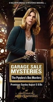 image for movie Garage Sale Mysteries: The Pandora's Box Murders (2018)