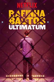 Rafinha Bastos: Ultimatum Poster