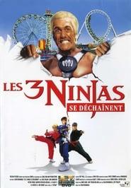 Les 3 Ninjas se déchainent Poster