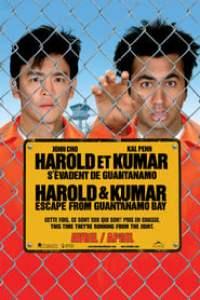Harold et Kumar s'évadent de Guantanamo streaming vf
