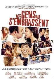Des gens qui s'embrassent Poster