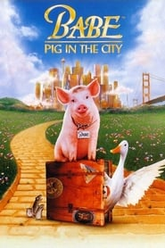 image for movie Babe: Pig in the City (1998)