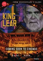 King Lear: Shakespeare's Globe Theatre Poster