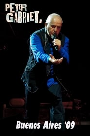 Peter Gabriel - Live in Velez Stadium Buenos Aires (2009)