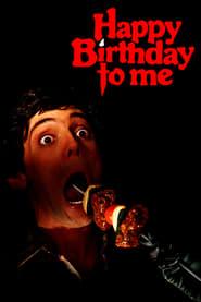 Happy birthday, souhaitez ne jamais être invité Poster