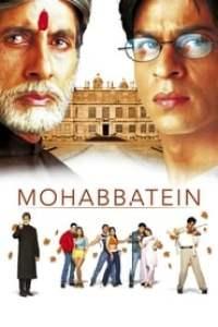 Mohabbatein (l'espression de l'aamour) streaming vf