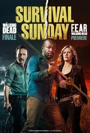 Download and Watch Full Movie Survival Sunday: The Walking Dead/Fear the Walking Dead (2018)