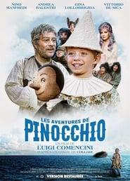 Les aventures de Pinocchio streaming vf