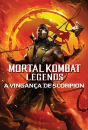 Mortal Kombat Legends: A Vingança de Scorpion Legendado Online