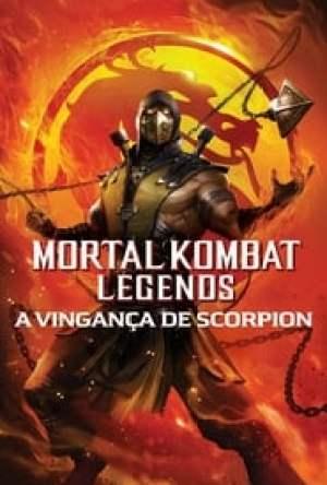 Mortal Kombat Legends: A Vingança de Scorpion Dublado Online
