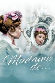 Madame de… streaming vf